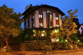 Hotel Pousada Blumenberg Fachada