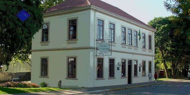 Museu histórico Casa do Imigrante - Bento Gonçalves/RS