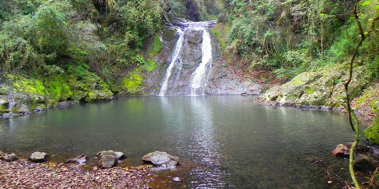 Cascata Panelão - Nova Petrópolis/RS